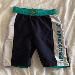 Abercrombie Kids Boys Swim Trunks Size 7/8
